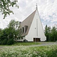Veitsiluodon kirkko