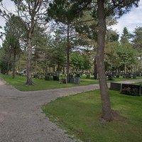 Paattionlehdon hautausmaa